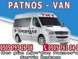 Patnos'tan Van Havaalanına Nasıl Gidilir ?