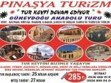 Güneydoğu Anadolu Turu 25 Nisan 2014