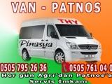 Van'dan Patnos'a Nasıl Gidilir ?